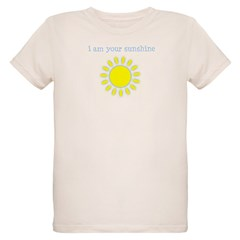 I Am Your Sunshine Organic Kids T-Shirt