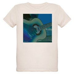 Acoustic Riffs Organic Kids T-Shirt