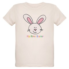 1st Easter Organic Kids T-Shirt