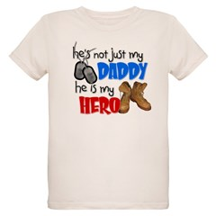 He's not just my Daddy, He is Organic Kids T-Shirt