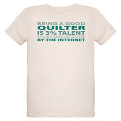 Good Quilter Organic Kids T-Shirt