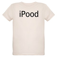 iPood Organic Kids T-Shirt