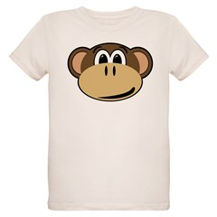 normal_monkey Organic Kids T-Shirt