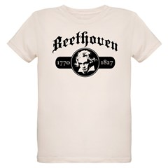 Beethoven Organic Kids T-Shirt