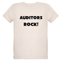 Auditors ROCK Organic Kids T-Shirt
