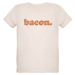 bacon Organic Kids T-Shirt
