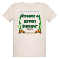 Green Future Organic Kids T-Shirt