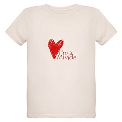 Miracle Baby Organic Kids T-Shirt
