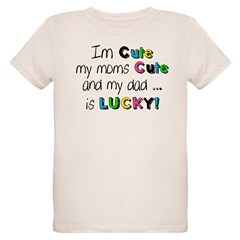 Im Cute... Organic Kids T-Shirt