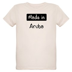 Made in Aruba Organic Kids T-Shirt