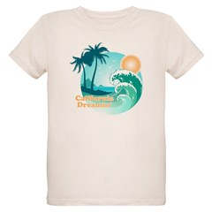 California Dreamin' Organic Kids T-Shirt