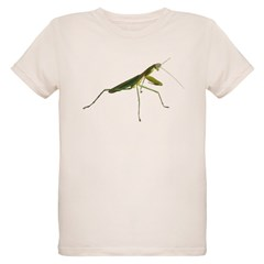 Praying Mantis Infant Creeper Organic Kids T-Shirt