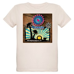 Oceanic Airlines Organic Kids T-Shirt