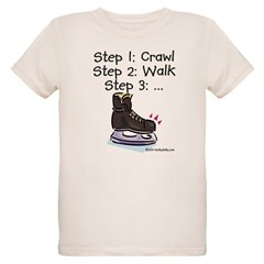 3 Steps Kids Organic Kids T-Shirt