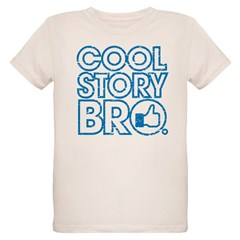 Cool Story Bro Organic Kids T-Shirt