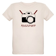 assistant Organic Kids T-Shirt