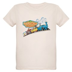 Little Engine That Could Organic Kids T-Shirt