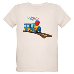 TuTiTu Blue sky Organic Kids T-Shirt