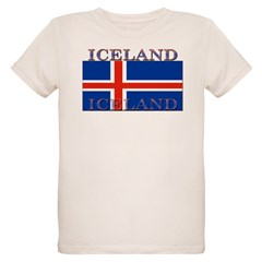 Iceland Infant Creeper Organic Kids T-Shirt
