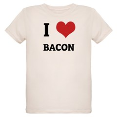 I Love Bacon Infant Creeper Organic Kids T-Shirt