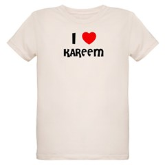 I LOVE KAREEM Infant Creeper Organic Kids T-Shirt