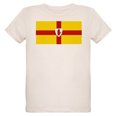 Ulster Flag Organic Kids T-Shirt