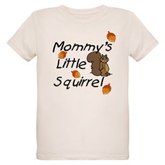 Mommy's Little Squirrel Infant Creeper Organic Kids T-Shirt