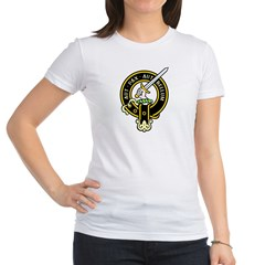 Clan Gunn black Jr. Jersey T-Shirt
