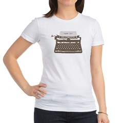 Typewriter Jr. Jersey T-Shirt