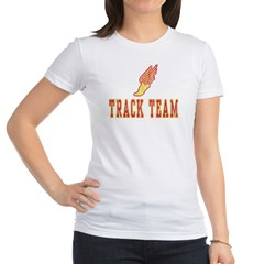 Track Team Jr. Jersey T-Shirt
