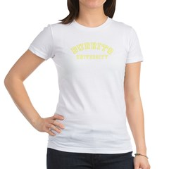 Burrito University Jr. Jersey T-Shirt