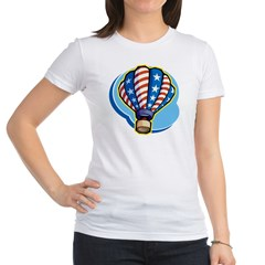 Hot Air Balloon Jr. Jersey T-Shirt