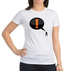 exclamation-dark Jr. Jersey T-Shirt