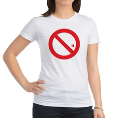 Classic No Smoking Jr. Jersey T-Shirt