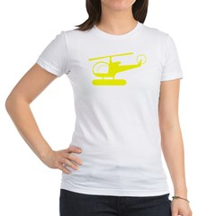 Helicopter Jr. Jersey T-Shirt