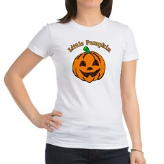 Little Pumpkin Jr. Jersey T-Shirt