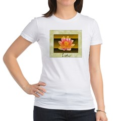 Good Morning Lotus Jr. Jersey T-Shirt
