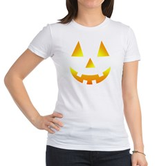 Halloween Baby Bump Jr. Jersey T-Shirt