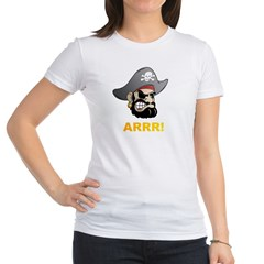 Arr Pirate Jr. Jersey T-Shirt