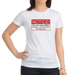 Notice / Bankers Jr. Jersey T-Shirt