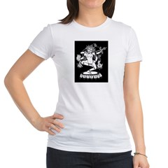 Dakini (Kurukulla) and Cheerleaders Jr. Jersey T-Shirt
