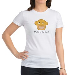 "Plain ""Muffin in the Oven"" Jr. Jersey T-Shirt"