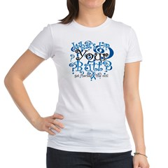What's Up Your Butt? Jr. Jersey T-Shirt