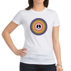 PeaceMandala Jr. Jersey T-Shirt
