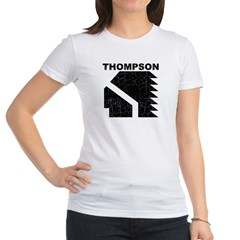 Thompson High Warriors Jr. Jersey T-Shirt