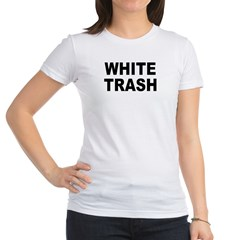 WhiteTrash.jpg Jr. Jersey T-Shirt