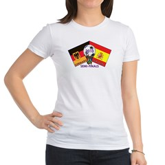 Germany vs. Spain 2010 Soccer Jr. Jersey T-Shirt