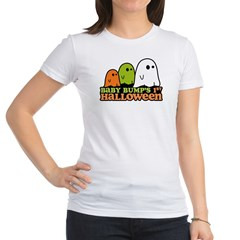 Baby Bump's 1st Halloween Jr. Jersey T-Shirt