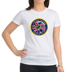 SPITFIRE w.UK flag Jr. Jersey T-Shirt