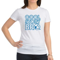 Cool Story Bro Jr. Jersey T-Shirt
